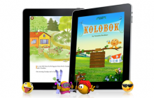 Kolobok iPad App Development