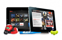 ESPN iPad App Development