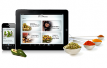 Farina's Asian Pantry iPad App Development