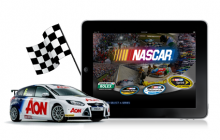 NASCAR iPad App Development