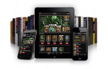 Privateer Press | Digital Publishing Platform | iPad App