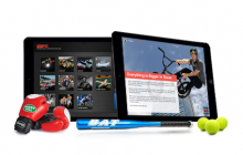 ESPN | Sales Collateral | iPad App