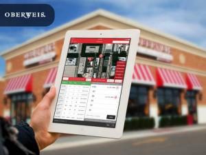 Oberweis Dairy Title Banner | Door to Door Sales Mobile App