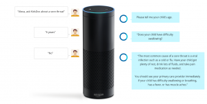 alexa skills for healthcare