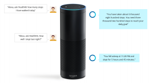 alexa skills for fitness