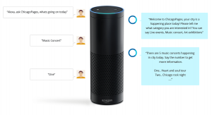 alexa skills for local