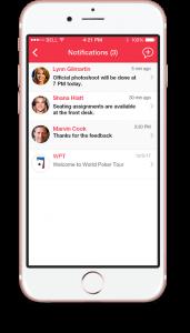 wpt iPhone app development