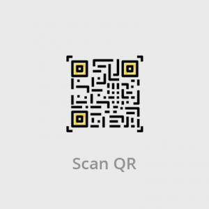 Scan QR app feature