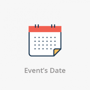 Event Date app feature