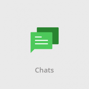 Chats app feature