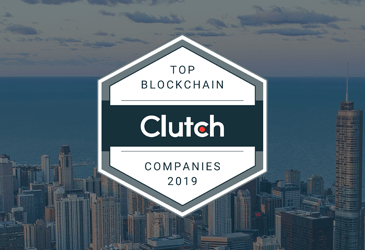 LeewayHertz is ranked among Top Blockchain Companies by Clutch