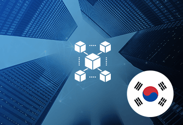 Initiatives around Blockchain Technology in South Korea