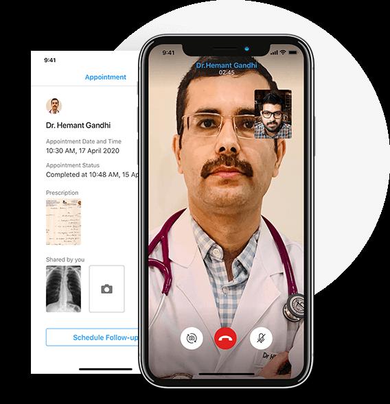 telemedicine app development