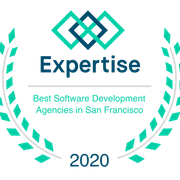 Best Software Development Agency San Francisco Award