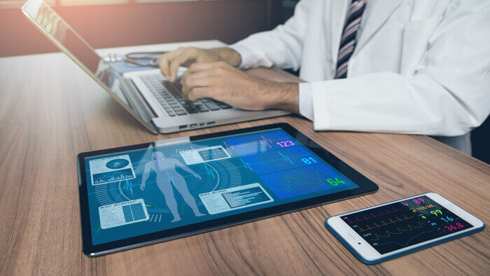 healthcare technology consulting