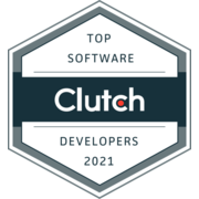 Top Developers Award Clutch