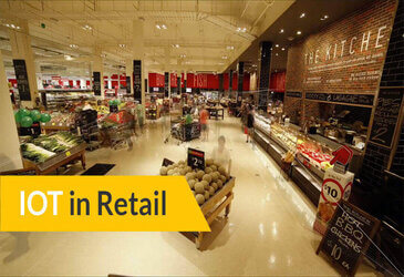 How to transform the retail industry using IoT?