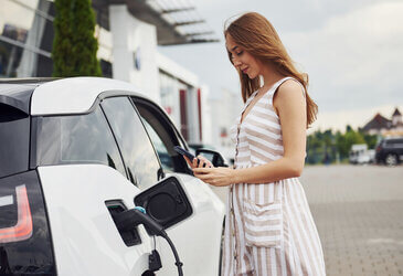 How to build an IoT-based EV Charging app using AWS IoT?
